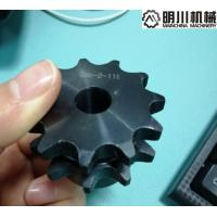 Cheap Black Color Roller Chain Idler Sprocket 05B / 06B For Printing Machinery for sale