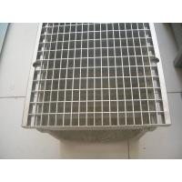 Best U shape drainage channel with metal steel grates wholesale
