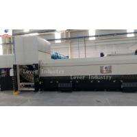 Continuous Production Side Glass Tempering Furnace for Car Side lites