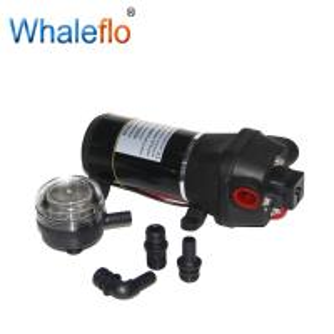 Best Whaleflo FL-40 40PSI Demand pressure 12V electric diaphragm marine sea auto water pump wholesale