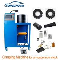 Best 220V 380V 3kw Air Suspension Crimping Machine With One Year Warranty wholesale