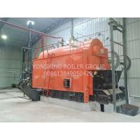 China High Pressure Coal Fired Steam Boiler / Travelling Grate Boiler For Industrial Mill on sale