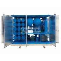 Best 18000LPH Vacuum Insulation Oil Regeneration Purifier with Silica Gel Material wholesale