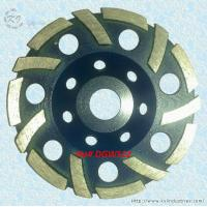 China Diamond Cup Grinding Wheel - DGWS12 on sale
