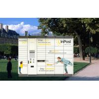 Best Electronic Mailbox Delivery Locker For Post Service , Automated Parcel Lockers wholesale