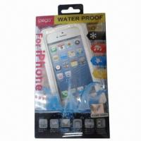China Waterproof Mobile Phone/Diving Case Protect for iPhone 5, Scratch-resistant on sale