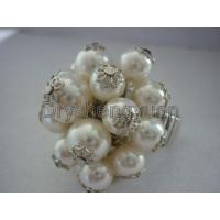 Best Multi Pearl Alloy Ring (QSY-N3) wholesale