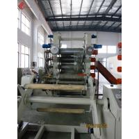 Buy cheap 3.5 - 35 M / Min Roller Speed Calendering Machine , Rigid PVC 6 / 4 Roll Calender product