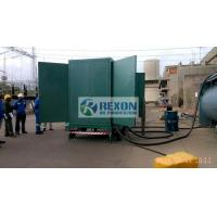 China Vacuum Processing Transformer Oil Purification Machine Convenient Transport Type on sale