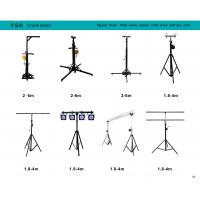China 6m Crank Handle Heavy Duty Lighting Truss Stand Aluminum Material Black Color on sale