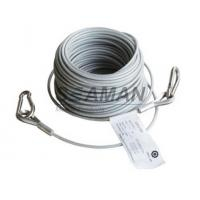 China Marine Fire Fighting Equipment Fire Proof Fireman Lifeline With Hook MED Approved on sale
