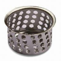 Best 1 Inch Crumb Cup, Made of Rust Resistant, Used as Basket Strainer wholesale