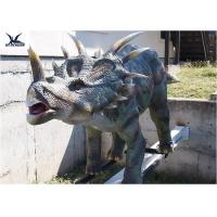 Best Mechanical Playground Animatronic Life Size Dinosaur Decoration Equipment Model wholesale