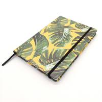 Best Cute Printing Custom Personal Planner PU Leather Material Size 142 * 208 MM wholesale