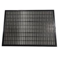 China Fsi 5000 Filter Composite Shaker Screen Black 1067*737mm Stainless Steel on sale