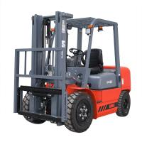 China Mini Hydraulic Manual Industrial Lift Truck 1220 Fork Length 3 Ton ISO9001 on sale