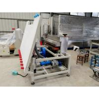 Cheap Single Side Heated Roller Press with Tilting Table,Heated Roller Press Machine for sale