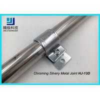 Best Industrial Polishing Chrome Pipe Fittings , Chrome Plated Pipe Connectors Eco Friendly HJ-13D wholesale