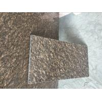 Best On Sale Counterop Tile Slab Cheap China Dyed Brown Granite Slabs&Tile wholesale