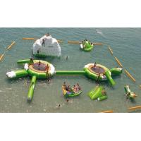 Best Commercial Inflatable Water Park For lake wholesale