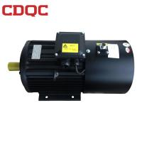 China Industrial Powerful High Torque Low Rpm Ac Electric Motor Customized Color on sale
