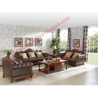 Best 1+2+3 Italy Leather Upholstery Sofa Set with Wooden Tv Stand and Storage Cabinet wholesale