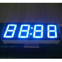 "Buy cheap Common Anode LED Clock Display Ultra Blue 0.56"" For Oven Timer Withstand 120℃ from wholesalers"