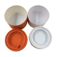 Best Oil Cream Cosmetic Tube Packaging With PET Insert Cylindrical Tube Packaging wholesale