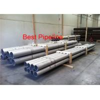 Best 18 Percent Chromium 304 Stainless Steel Tubing Nickel Super Austenitic Stainless Steel wholesale