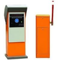 Best IC / ID Cards Intelligent Car Parking System Management, Entrance Barrier With Bluetooth wholesale