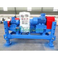 Buy cheap Oil Sludge Decanter Centrifuge With High Speed 1000mm Bowl Length Wear Resistant from wholesalers
