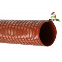 Best Plain Cut Silicone Flexible Duct for Both High and Low Temperature wholesale