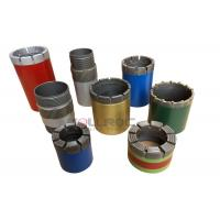 Best BWG NWG HWG Impregnated Surface Diamond Core Drill Bits For Rock Acid Resistance wholesale