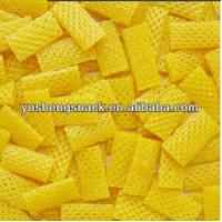 China 3d pellet snacks frying plant on sale