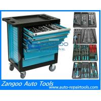 Best Steel 7 Drawer Tool Storage Cabinets Double Wall Construction For Packing Tool wholesale