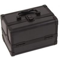 Best Professional Jewelry Train Case With Mirror And Easy Clean Extendable Trays wholesale