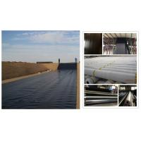 China hdpe smooth geomembrane on sale
