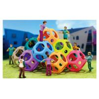 Best Kindergarten Plastic Climbing Frame Sensory Training Combination Climbing wholesale