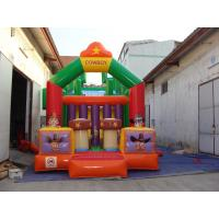 Best West Cowboy Inflatable Obstacle Course For sale wholesale