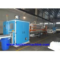 Best Soft Bag Packing Facial Tissue Production Line With Tissue Cutting Machine wholesale