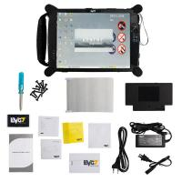 China EVG7 DL46 Vehicle Diagnostic Tools HDD500GB/DDR2GB Diagnostic Controller Tablet PC on sale