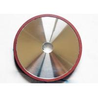 China Cubic Boron Nitride Resinoid Grinding Wheels , Small CBN Abrasive Wheels on sale