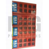 China External Threading Carbide Inserts Durable For Carpenter Woodworking on sale