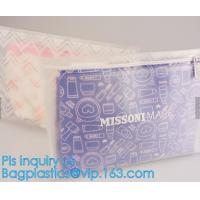 Best Cheap Frosted PVC Zip Lock Document Bag With Customized Logo,A4 PP /PVC Plastic clear File Folder/Document Bag with Fast wholesale