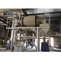 China Ready Mix Dry Mortar Production Line Wet Mixed Tile Glue Binder Plant 1 Year Warranty on sale