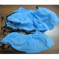 Best Anti Static Medical Disposable Shoe Covers 36x15cm Size 20g~40g Thickness wholesale