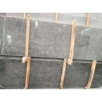 Best Polished Unique Granite Stone Slabs / Dark Grey Granite Countertops wholesale