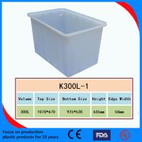 Best open top plastic tanks wholesale