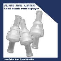 "Best 5/32"" Plastic Mini Duckbill Check Valves With PVDF Ozone Resistant , Directional Control Valve wholesale"