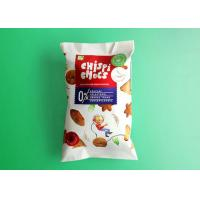 Buy cheap Color Printing NY/PE 3 Side Seal Pouch For Cookie , Laminated Material Back Seal from wholesalers